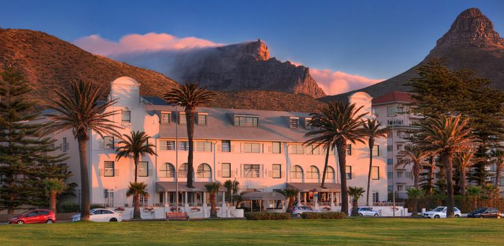 Winchester Mansions, Cape Town's leading beachfront hotel offers a relaxing retreat despite being just minutes from the V Waterfront via complimentary shuttle. A true home from home with friendly staff and genuine hospitality. 'The Mansions' boasts a trendy ocean facing cocktail bar and restaurant 'Harveys'. Be pampered in the Gingko spa or try to include the hotel's world  famous Sunday Jazz Brunch in the colonnaded courtyard. www.winchester.co.za