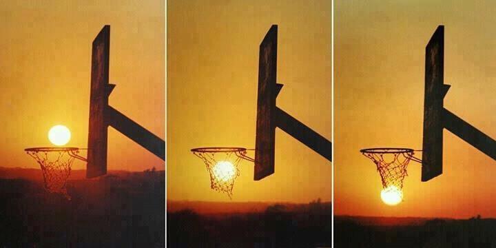 3 pointsPhotos, God, Funny Optical Illusions, Sunsets, Slammed Dunks, Basketball Hoop, Slamdunk, Baskets, Photography