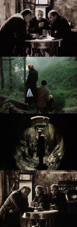 Stalker, 1979 (dir. Andrei Tarkovsky) By quello-nello-specchio