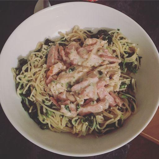 Eating Yourself Slim: Spaghetti Carbonara