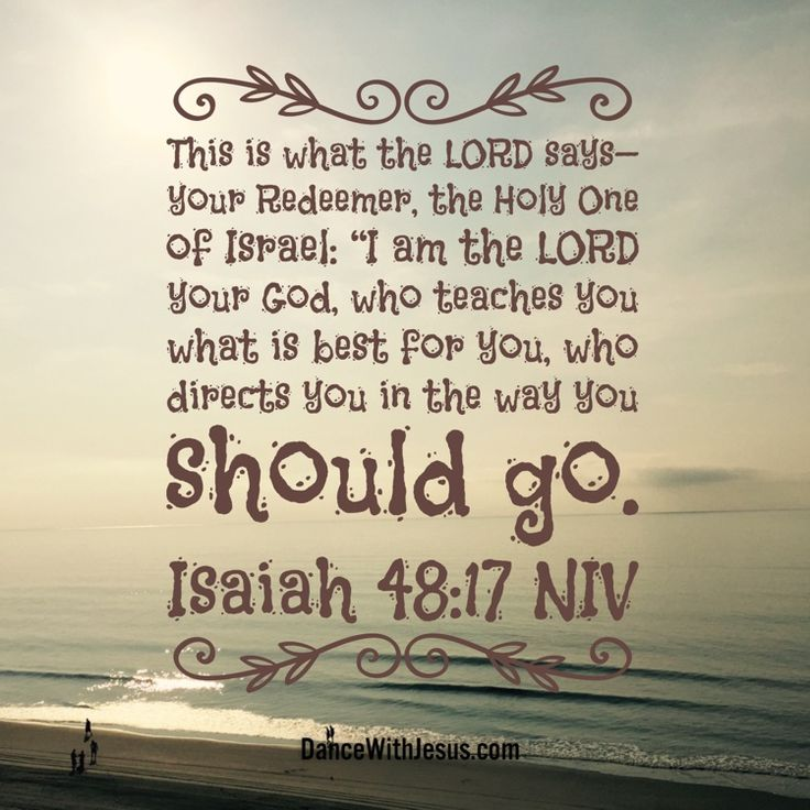 Image result for I am the Lord your God, who teaches you what is best for you