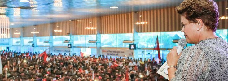 """Dilma: """"Tem gente que olha para o NE com preconceito"""". """"Tenho orgulho de dizer que fizemos uma transformação no Nordeste, mas sabemos que tem muita coisa para ser feita ainda"""". http://www.brasil247.com/pt/247/brasil/156352/Dilma-Tem-gente-que-olha-para-o-NE-com-preconceito.htm"""