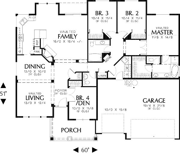 144 Best Images About Home Plans I Love On Pinterest