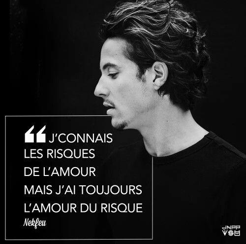 #nekfeu #risibles amour