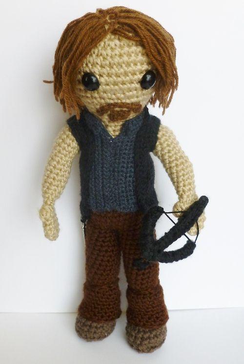 Darryl from The Walking Dead https://www.etsy.com/shop/LilKillerCuties