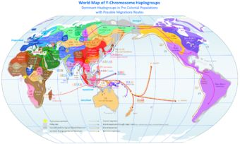 Y-DNA haplogroups by ethnic group - Wikipedia, the free encyclopedia