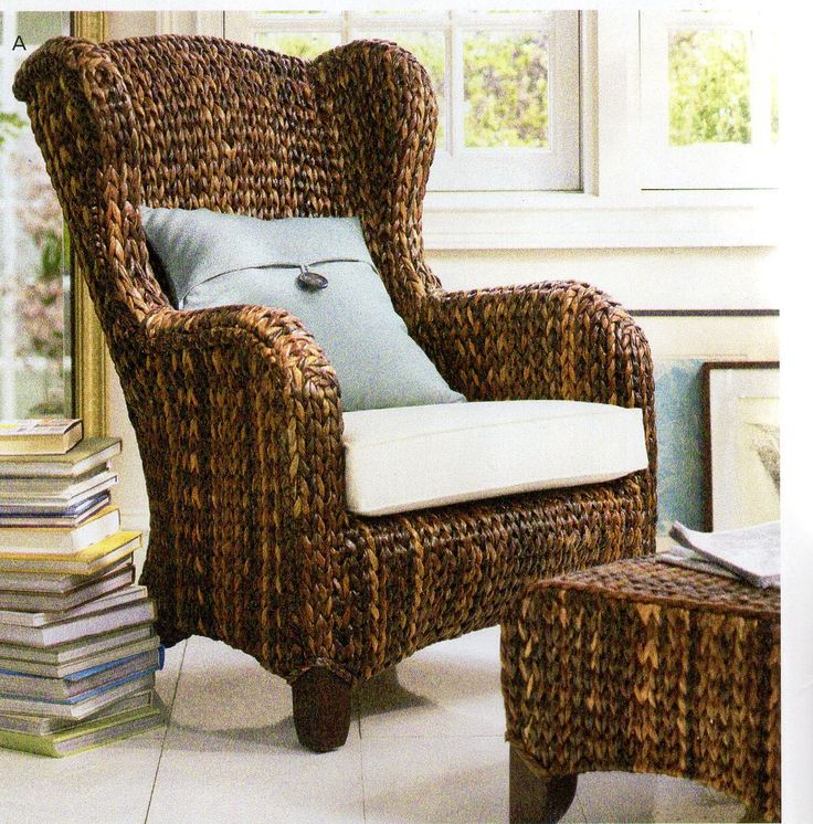 Pottery Barn Faq S Wingback Armchair Chair Makeover