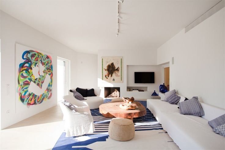 <p>Villa Ktima. A villa in the pristine Cycladic island of Antiparos in Greece, part of the Antiparos Design Properties project, developed by Oliaros</p>