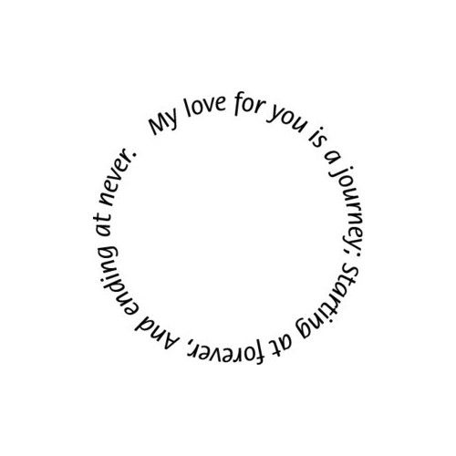 """""""My love for you..."""""""