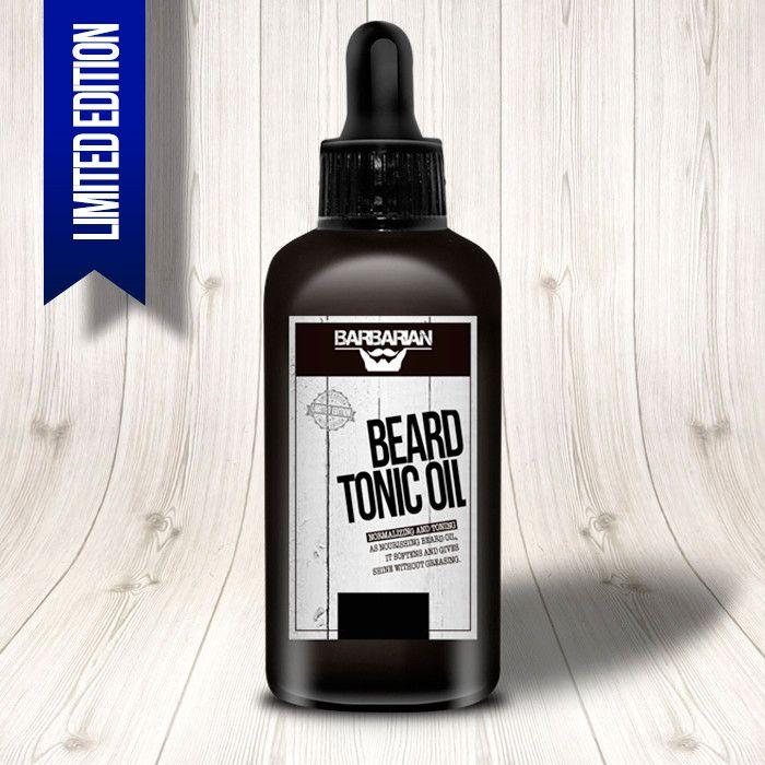 Ya tenemos en stock Aceite de Barba B... Puedes verlo aqui: http://www.aminco.com.uy/products/aceite-de-barba-barbarian-para-hombres-beard-tonic-oil-50ml?utm_campaign=social_autopilot&utm_source=pin&utm_medium=pin