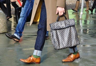 Man bag. Never going to happen.. but I can dream.