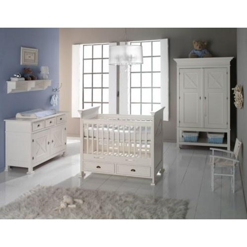 Babykamer New England wit | Babypark