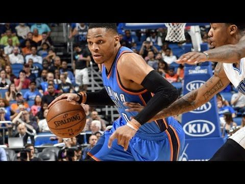 Russell Westbrook records highest scoring triple-double in NBA history