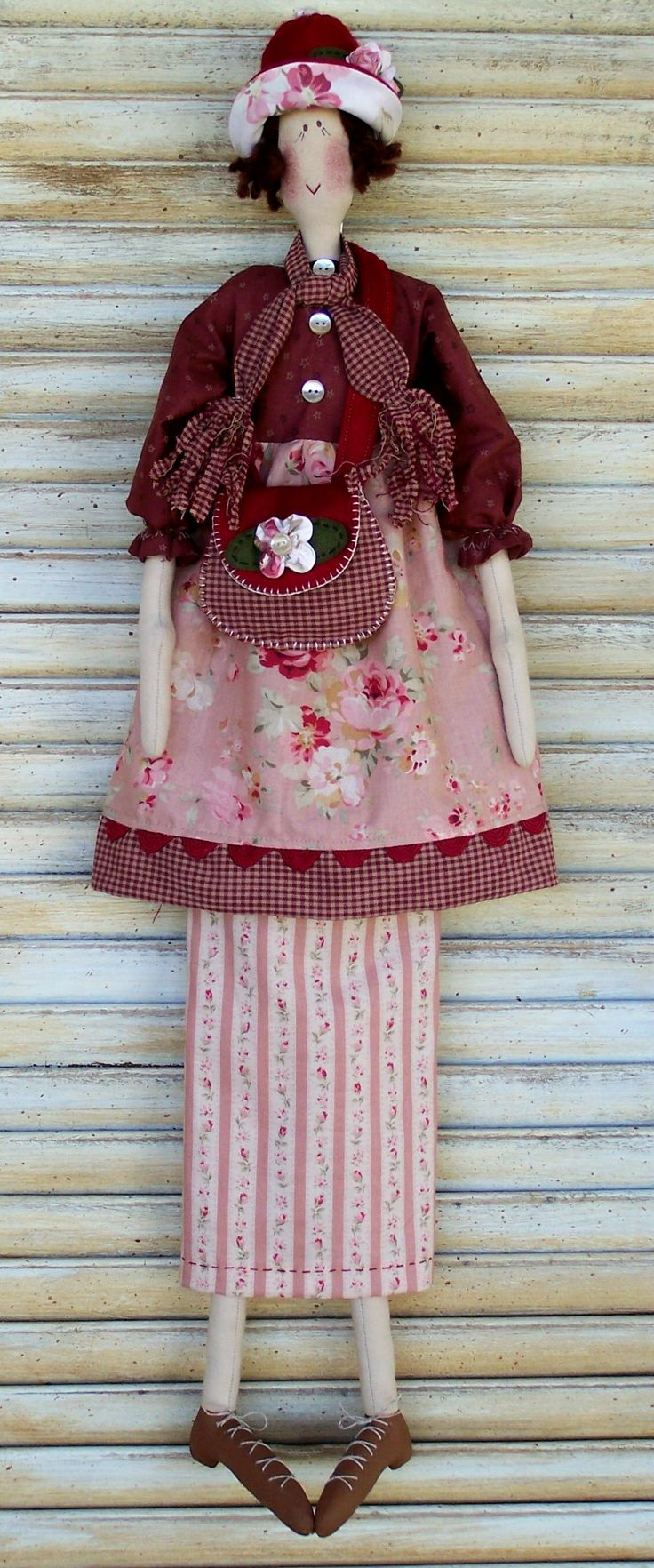 Miss Daisy pattern by Annie Smith