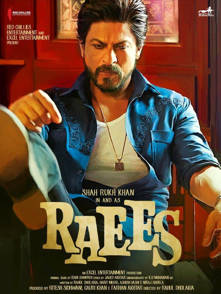 Raees - Shah Rukh Kahn starrer Bollywood Movie Review