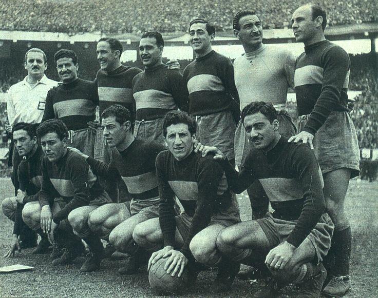Boca Juniors - Campeón 1954