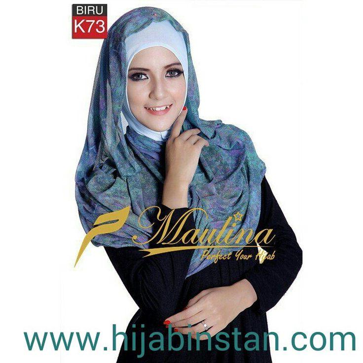 Hijab Instant dari Maulina Hijab