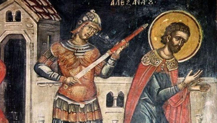 День памяти: Март 15 (по ст.стилю) Март 28 (по нов.стилю) Периоды гонения на христиан происходили в истории Земли довольно часто. Все потому, что язычники никак не могли примириться с существование…