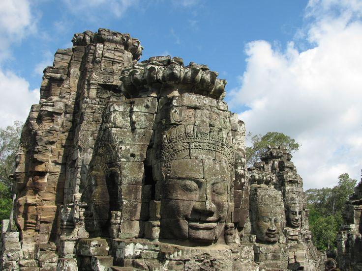 3. Angkor Wat, Cambodia: