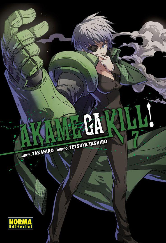 Akame Ga Kill! 7, de Takahiro y Tashiro. (con imágenes