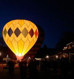 Winthrop Washington :: Winthrop Balloon Festival