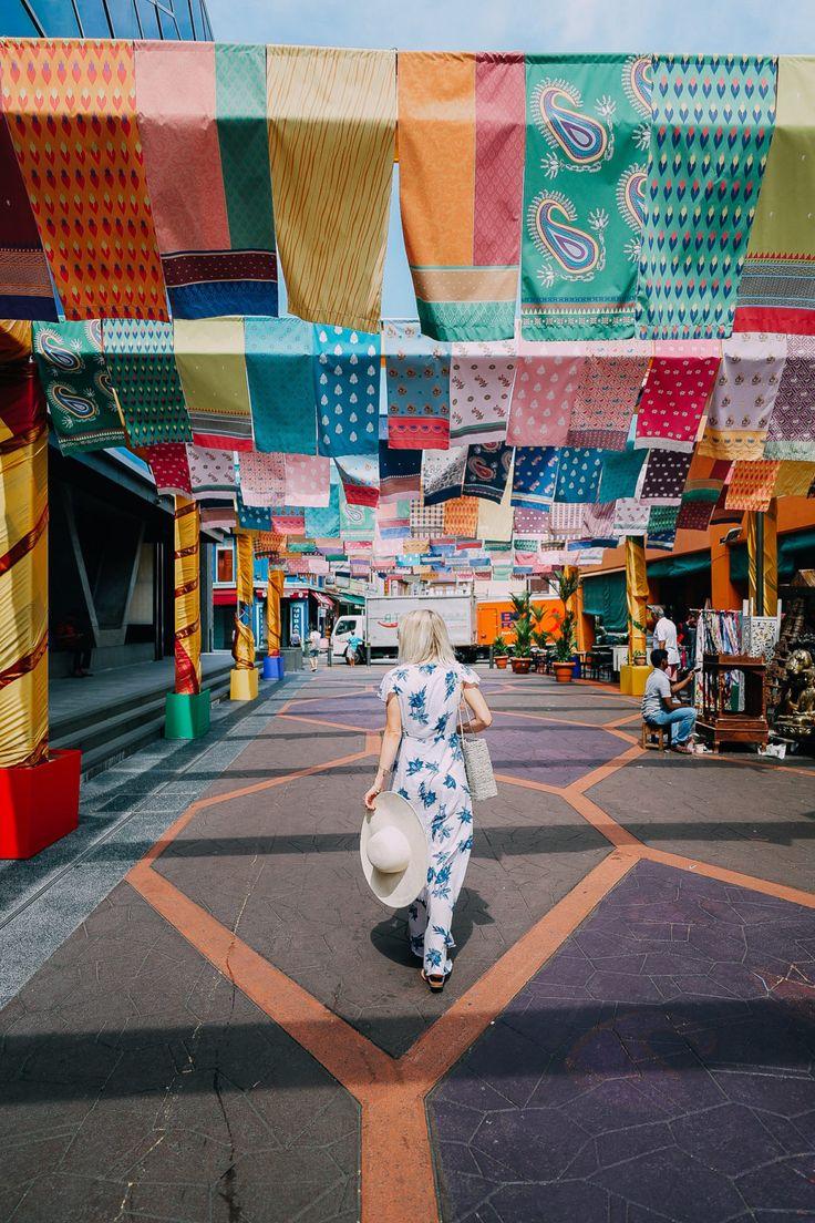 Little India in Singapore|| Aspyn Ovard blog