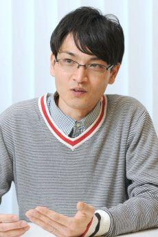 井村俊哉(いむら・としや)氏 1984年、茨城県出身。2009年にお笑いトリオ「ザ・フライ」結成。11年にコントのコンテスト「キングオブコント」で準決勝進出。 20140327