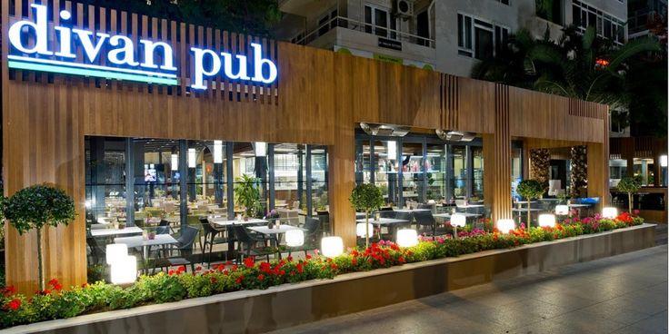 Divan Pub Erenköy-Net Mimarlık