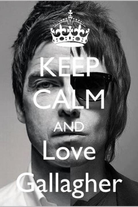 God save the Gallagher´s