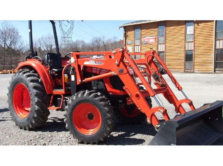 2012 kioti dk55 tractor for sale 0 2012 KIOTI DK55 Tractor For Sale