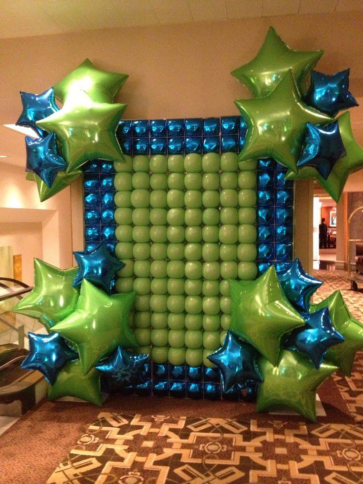 Balloon Wall Art — Crafthubs