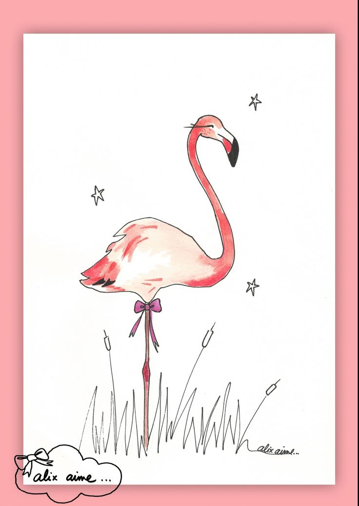 les 25 meilleures id es de la cat gorie flamant rose dessin sur pinterest flamand rose dessin. Black Bedroom Furniture Sets. Home Design Ideas
