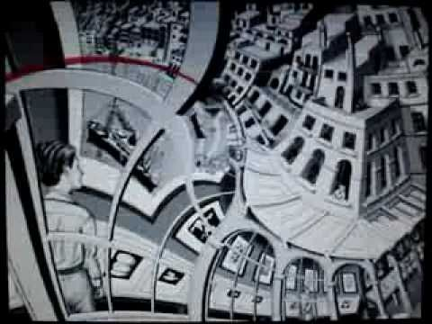 """Escher's Print Galley Explained"" video (1:32)- All I can say is WOW....mind boggling!!!"