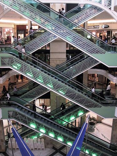 Pavillion Mall in Durban