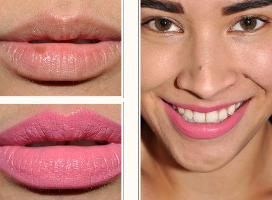 The Summer Season: MAC Chatterbox Lipstick - Temptalia Beauty Blog