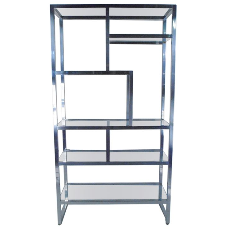 41 best images about mid century etagere display and shelving on pinterest - Etagere aluminium design ...