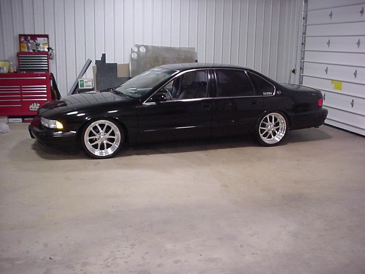 Picture of 1996 Impala 4 Dr SS Sedan