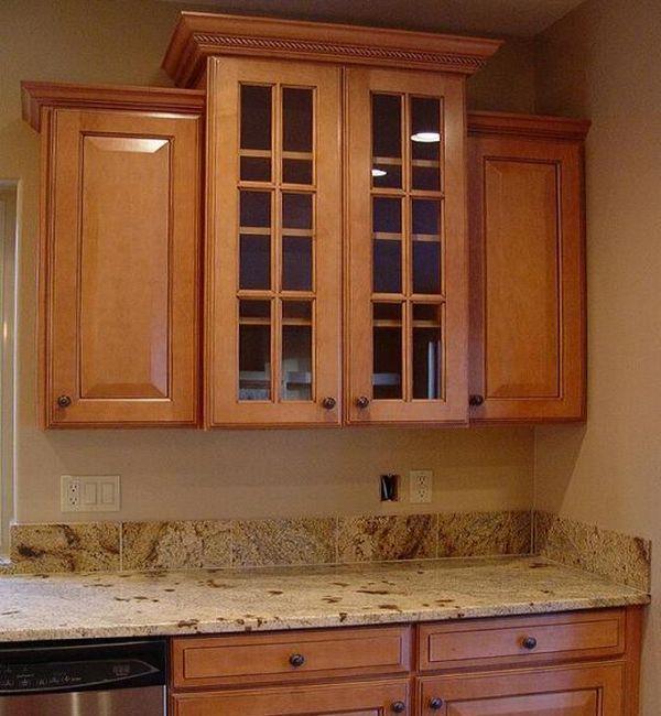 Crown Moulding On Kitchen Cabinets: 59 Best Kitchen Cabinet Front Design Images On Pinterest