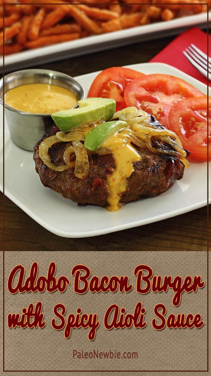 Aioli, Burgers and Bacon on Pinterest
