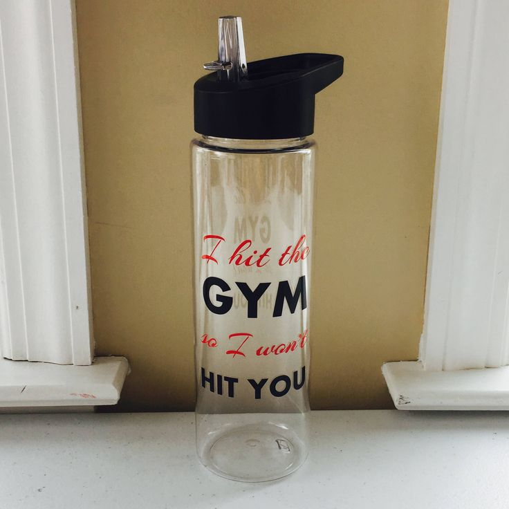 Personalized Water Bottles, Workout Water Bottles, Personalized Gifts, BPA FREE, Workout Equipment, Cute Water Bottles, Gym Water Bottles by MissKsShop on Etsy https://www.etsy.com/listing/267662965/personalized-water-bottles-workout-water