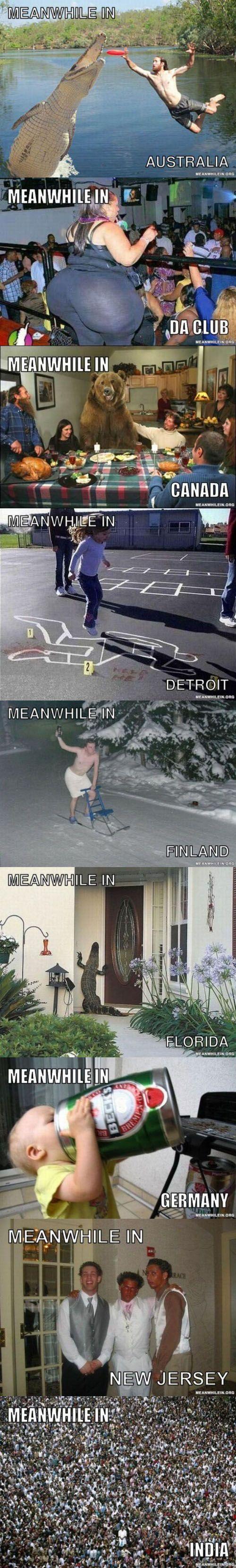 Hahaha, the Finnish activity definitely looks familiar!