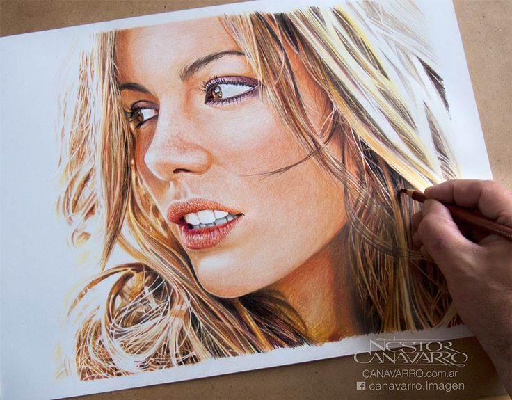 Incredible Celebrity Illustrations by Néstor Canavarro | From up North