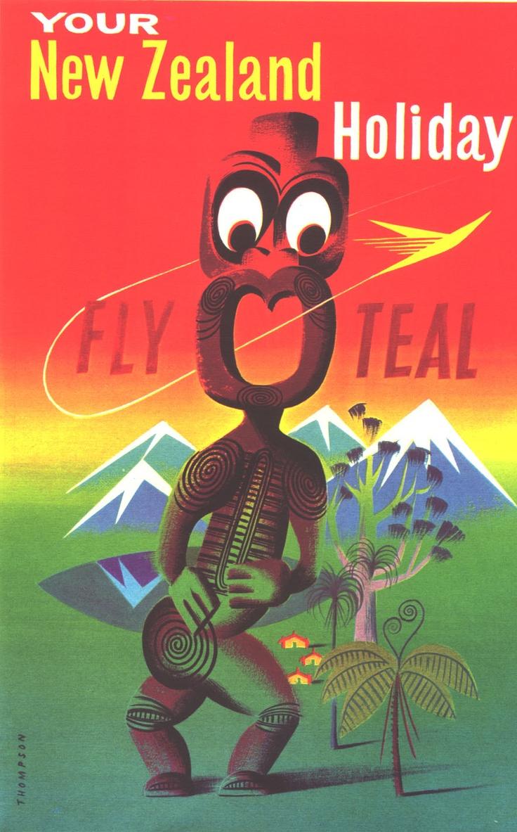 TEAL advert in 1961