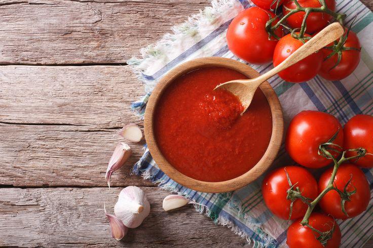 Zo wordt pastasaus gemaakt
