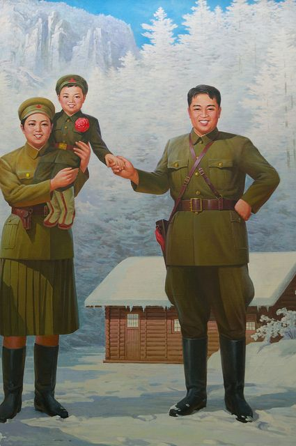 Kim II Sung: The air in his country is perfume, and if you cannot smell it you will be shot.