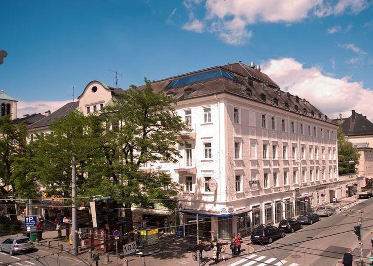 334 best salzburg a photo travel guide images on for Designer hotel salzburg