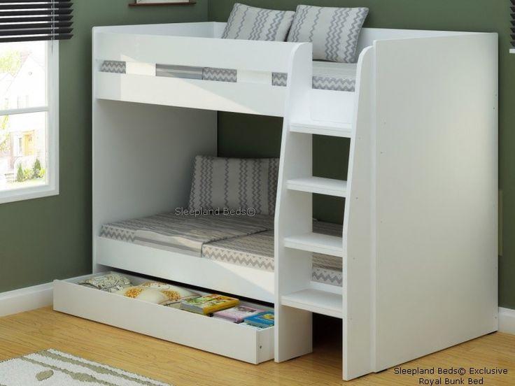 Best 2Ft 6 Small Single Bunk Beds Kids Room Pinterest 400 x 300