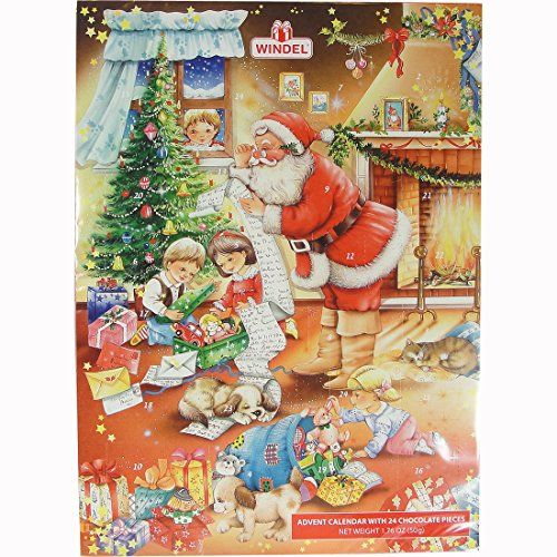 Christmas Calendar Chocolate : Best chocolate advent calendar images on pinterest