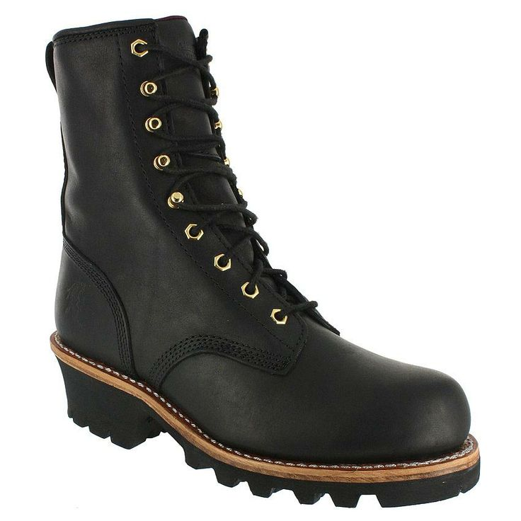 Chippewa, Logger Boots, 9.5 - Awesome, they last forever....