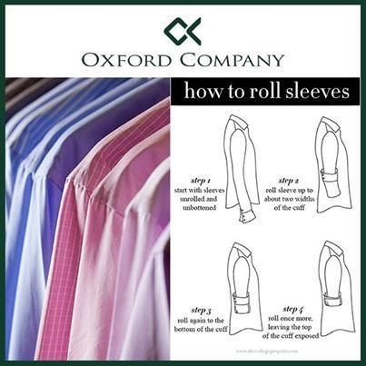 #oxfordcompany_tips| Details matter, gentlemen! #menclassics